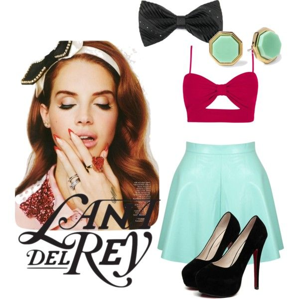 lana del rey inspired outfits - photo #15