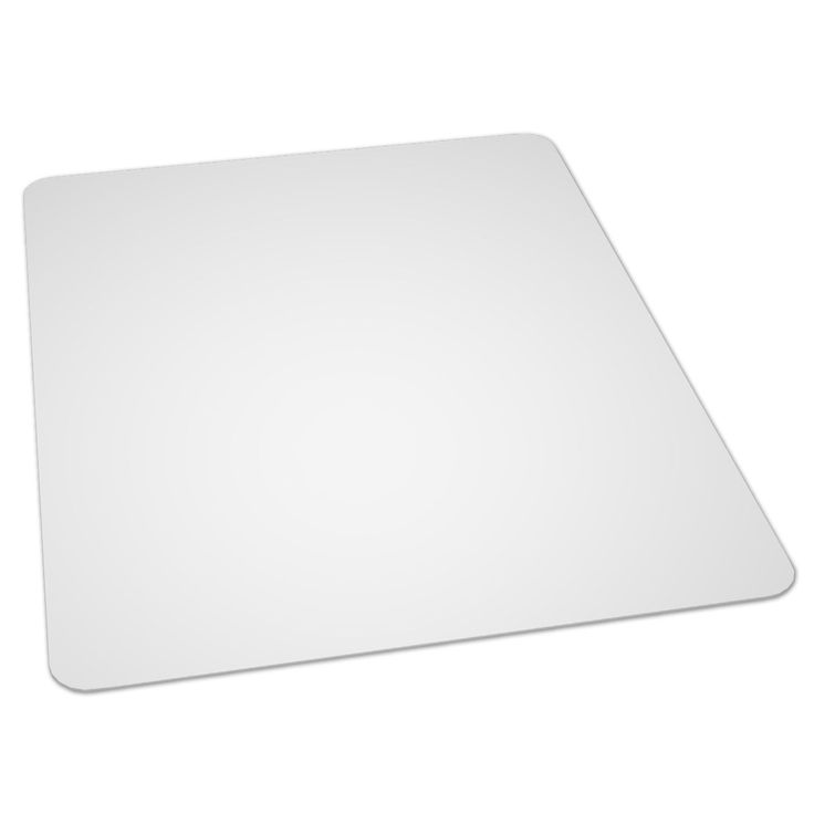 everlife hard floor straight edge chair mat