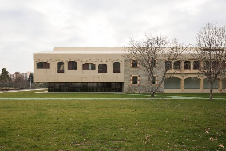 Vaillo + Irigaray Architects, Galar, Velaz, Rubén P. Bescós · Psychiatric Center - refurbishment & extension