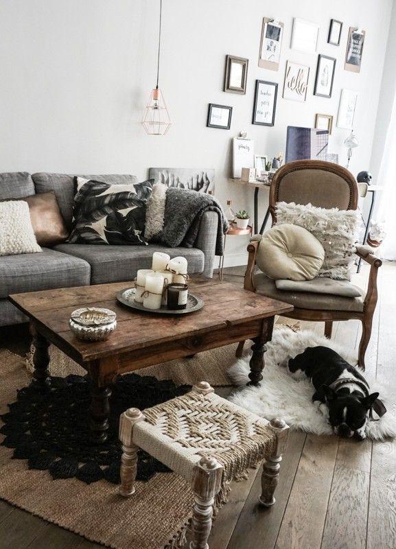 Living Room Soho Melt