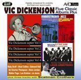 Five Classic Albums Plus (Vic Dickenson Septet #1/#2/#3/#4/Mainstream Jazz) [CD]