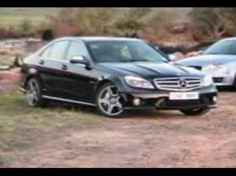 CAR Magazine comparative test - 'Benz C63, BMW M3, Audi RS4