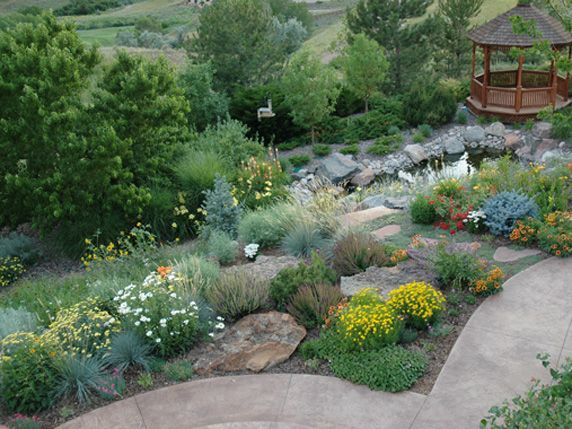 colorado landscaping tips xeriscape lifescape colorado - Garden Ideas Colorado