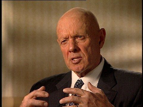 """7 Habits of Highly Effective People"" author Stephen Covey on the role choice has in managing change and accomplishing what we want."