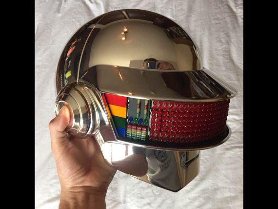 Daft Punk Thomas helmet kit 2017