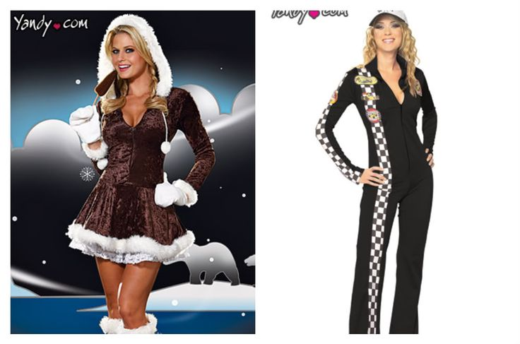 Fun, Flirty, Sexy Women's Halloween Costumes at Yandy
