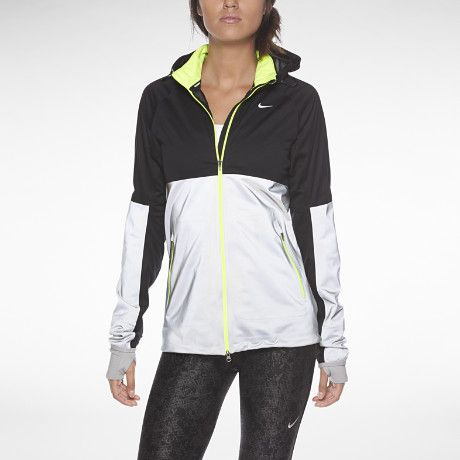 Nike Shield Flash Women's Running Jacket. just ordered mine and I can't wait to get it!