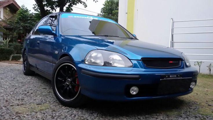 Honda ferio_blubla