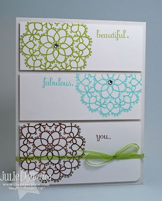 Ooooh Love this idea.  I just got this stamp set and will have to copy.