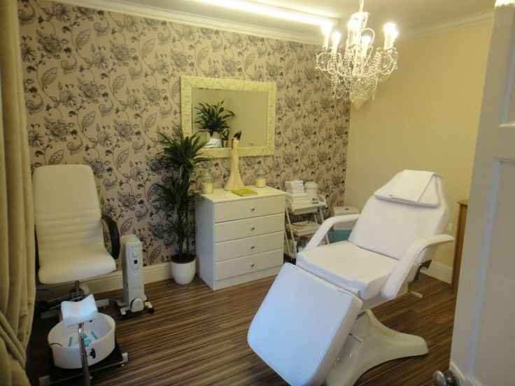 Captivating Home Nail Salon Decorating Ideas Part 28