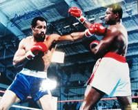 Ken Norton Signed 16X20 Photo - Norton Vs Holmes