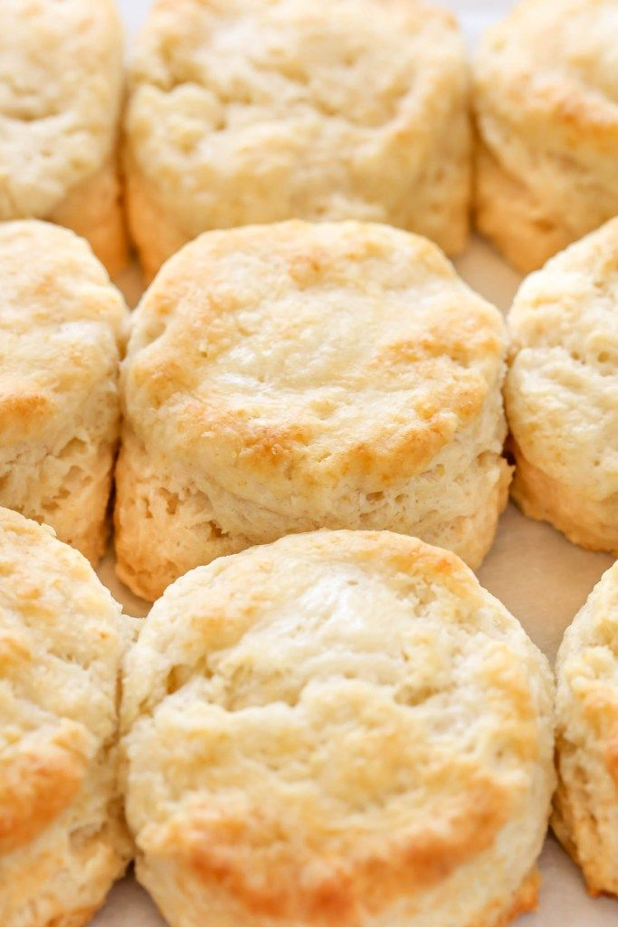These Easy Buttermilk Biscuits Are Incredibly Soft Tall Flaky And Buttery Serve These With So Buttermilk Biscuits Easy Homemade Biscuits Buttermilk Recipes