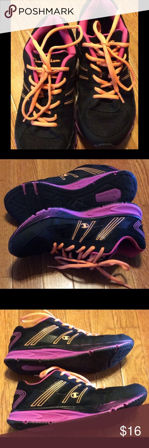 Champion Shoes size 8 Gently used, in good condition Champion Shoes Athletic Shoes
