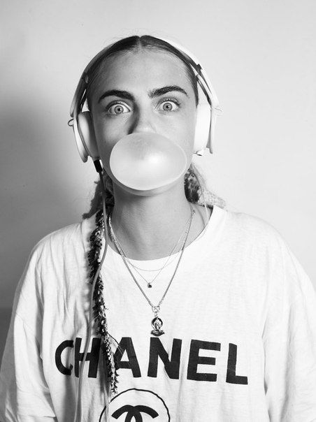 Cara Delevingne - Garage magazine                                                                                                                                                                                 More
