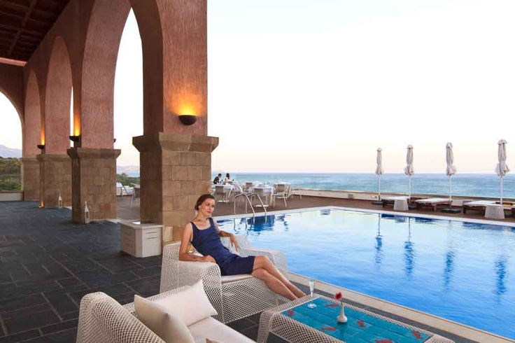 Luxury Moments by the Pool at Boutique 5, Rhodes