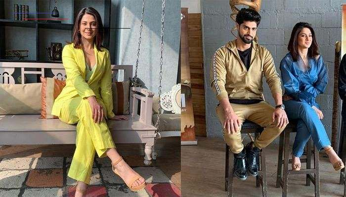 Code M Co Stars Jennifer Winget And Tanuj Virmani React To Their Dating Rumours And Speculations