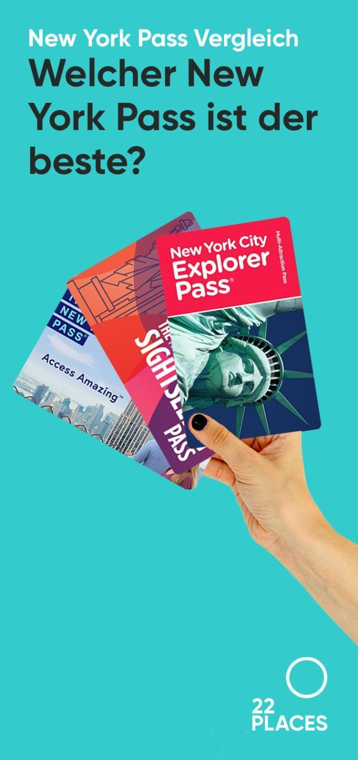 Which New York Pass is it really worth? Our big comparison 2019!