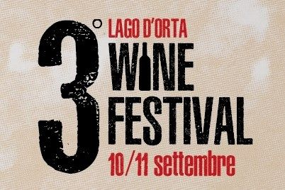 lago orta wine festival