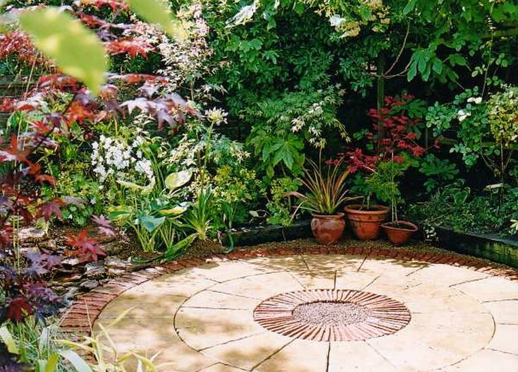13 best Garden designs images on Pinterest Garden ideas
