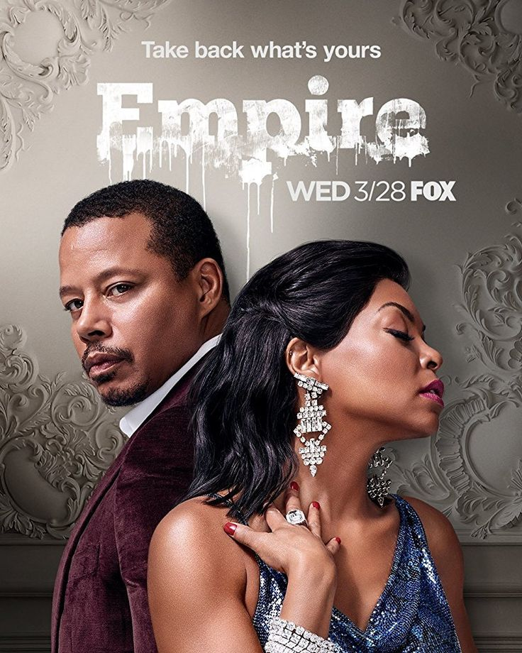 Terrence Howard and Taraji P. Henson in Empire (2015)