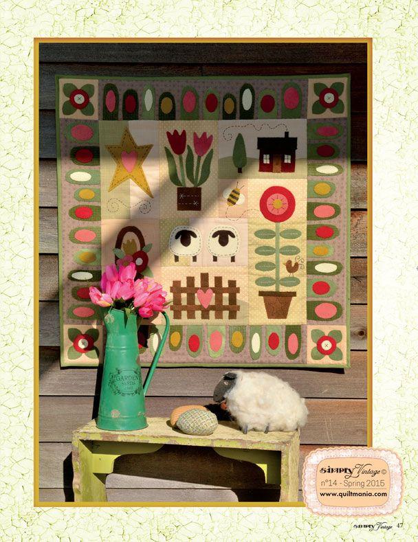 Inspiration de printemps nathalie cichon pour le jardin for Le jardin de woolens