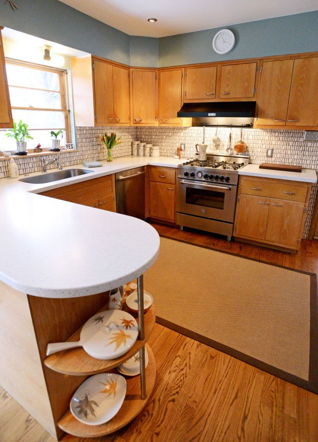25 best ideas about 1950s style on pinterest 1950s for Ranch style kitchen
