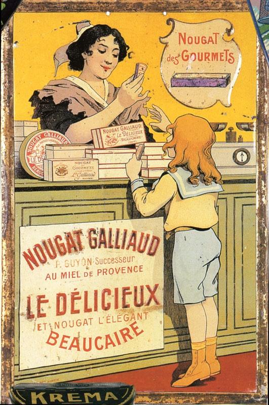 Nougat Galliaud