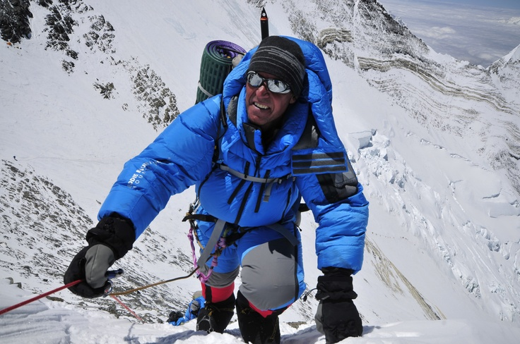 Everest in 50: Ed Viesturs