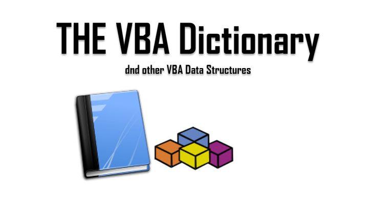 Pin by MashaM on VBA Pinterest Data structures