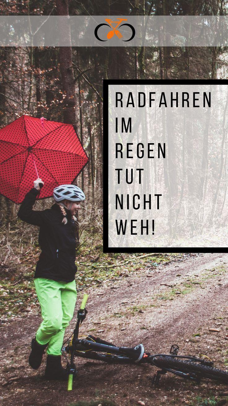 Radfahren Im Regen Radfahren Beste Regenjacke Und Rennrad Fahren