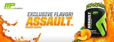 MusclePharm Assault Orange-Mango Review