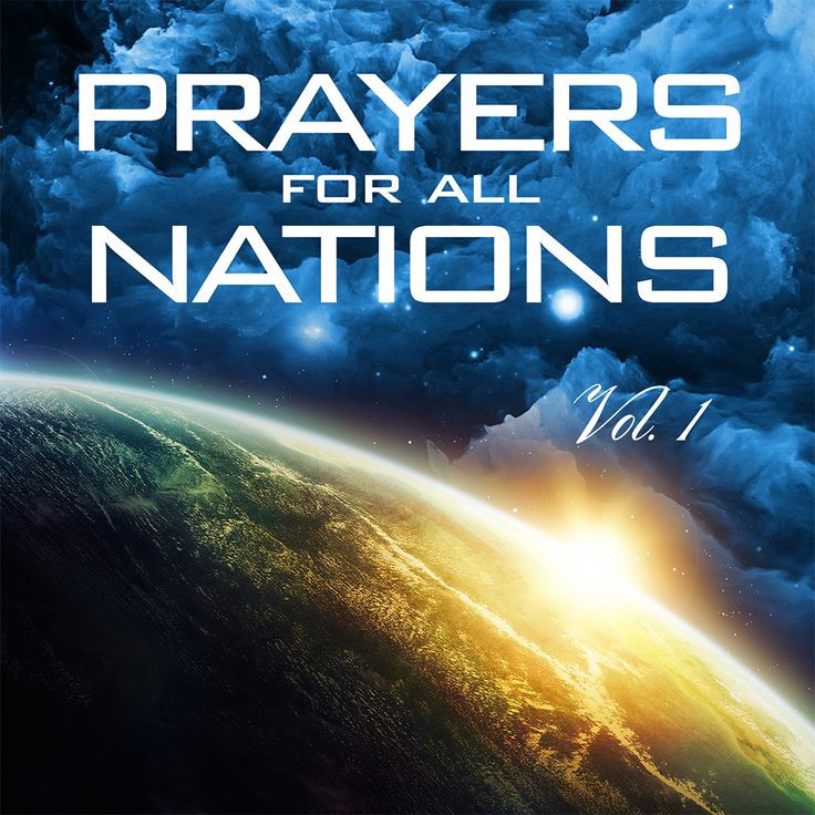 prayer for all nations   PRAYERS FOR ALL NATIONS – Volume ...