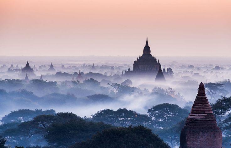 Morning Fog by Zay Yar Lin on 500px