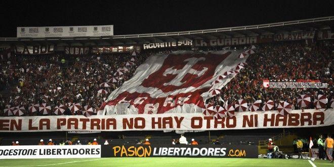 EN LA PATRIA NO HAY OTRA NI HABRÁ #Trapos #LGARS #CISF #IndependienteSantaFe