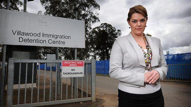 How the Ombudsman Allan Asher and Senator Sarah Hanson-Young ...