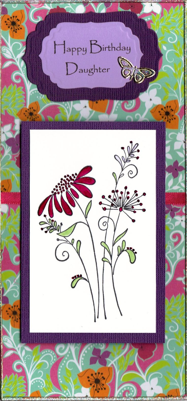 8 Best Happy Bd Mother Daughter Cards Images By Janet Oquendo On
