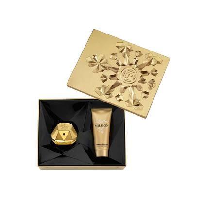 Coffret parfum femme Marionnaud promo parfum pas cher, Coffret Noël Lady Million Eau de Parfum 50 ML de Paco Rabanne prix promo Marionnaud 62.20 € TTC