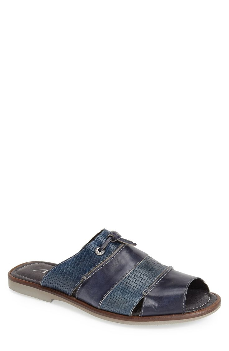 Bacco Bucci 'Laguna' Slide Sandal (Men) $119.95
