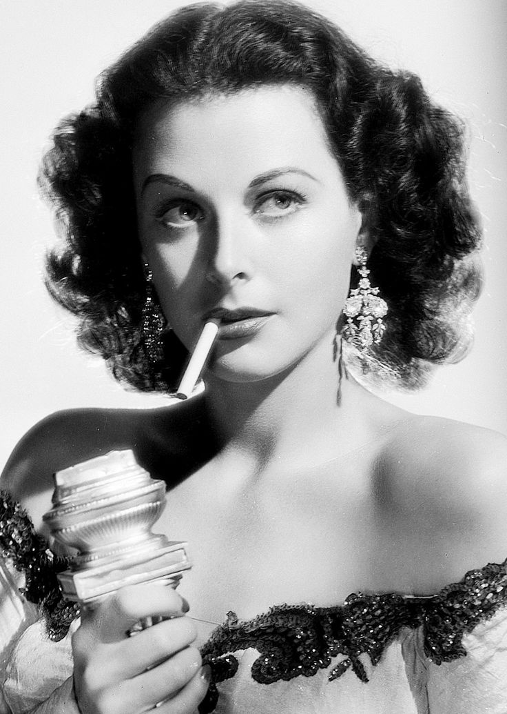 Hedy Lamarr | Хеди Ламарр | Hedy lamarr, Hollywood glam