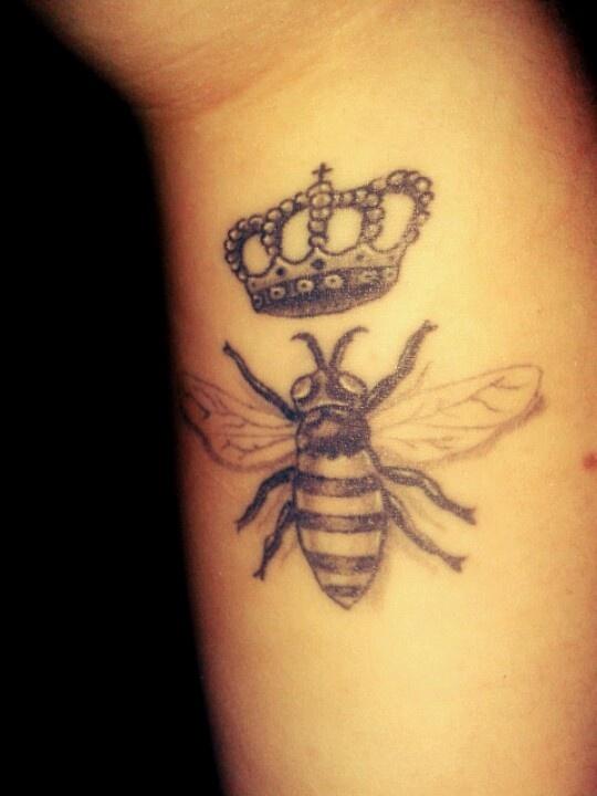 My Bumble Bee Tattoo