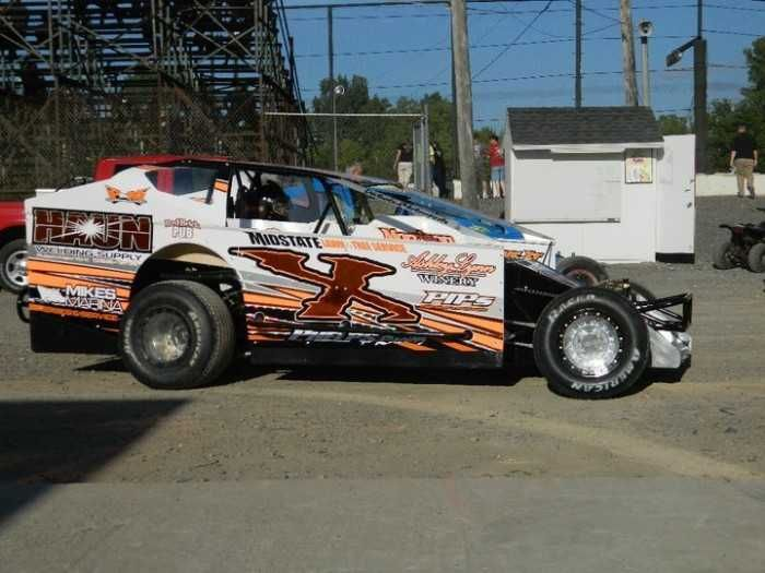 Troyer Race Cars: Frame, Body, Bumpers