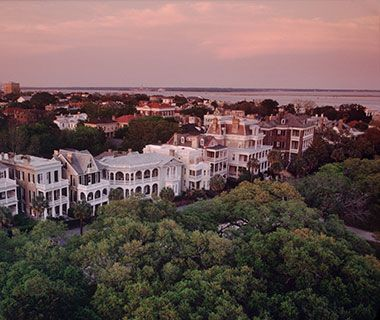 Charleston, SC With its air of civility, plus a dense selection of ooh-and-aah-inspiring shops and eateries, the South Carolina city easily charmed its way into the top five (the locals' lilting accents probably helped, too). A prime place to stay these days is the Zero George Hotel, which has just 18 rooms but offers small cooking classes as well as shopping excursions with local interior decorators. The delights of King Street help the city rank near the top for both antiques and home ...