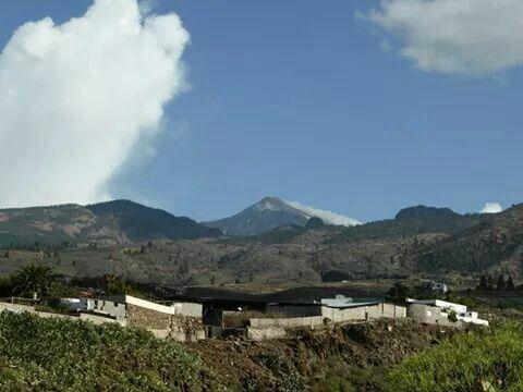 El Teide, por Sary.