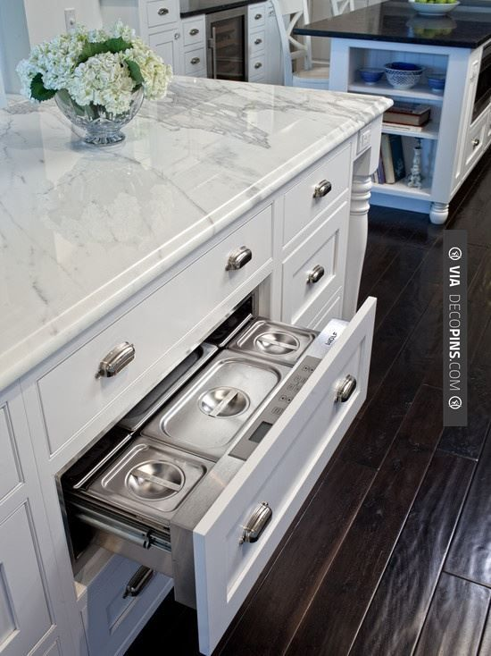 warming drawers in island | Decopins.com – Home decoration pictures and home decor photo galleries!