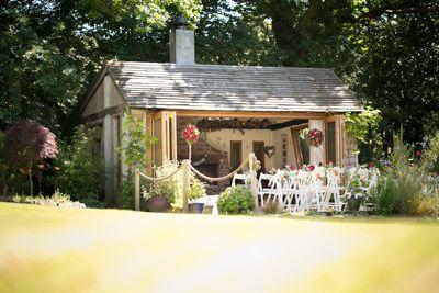 The Summer House Wedding Venue Devon photo by Rebecca Roundhill