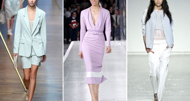 The 10 Most Wearable Spring 2014 Fashion Trends, Straight Off the Runway | All USA