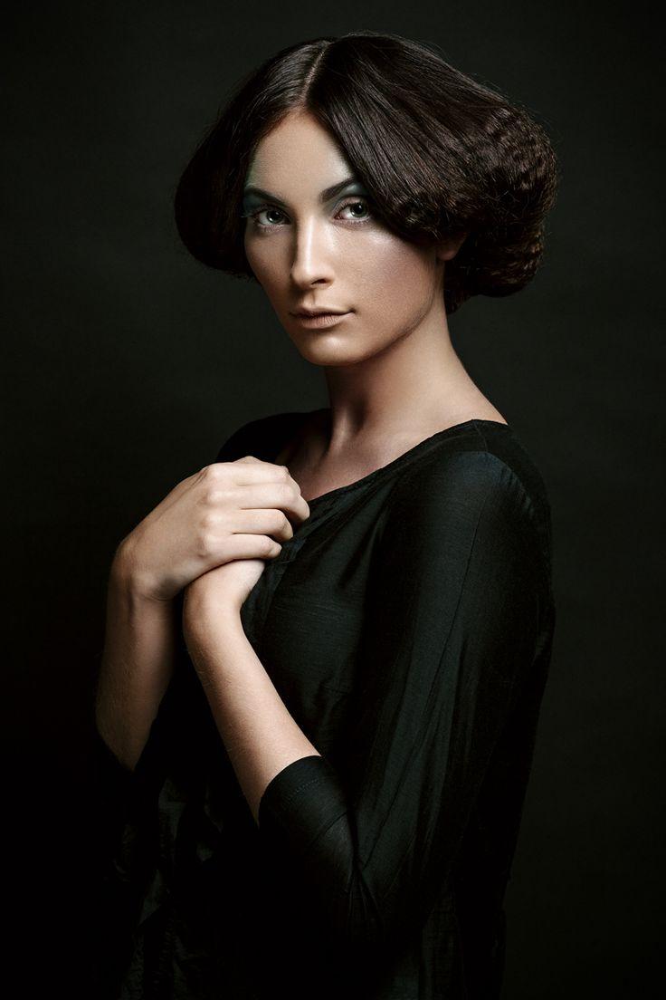 """Home is Where Your Heart Aches"" —  Photographer: Photögraphy.com Stylist/Hair/Makeup: Katrin Burtscher Model: Sarah Schenk"