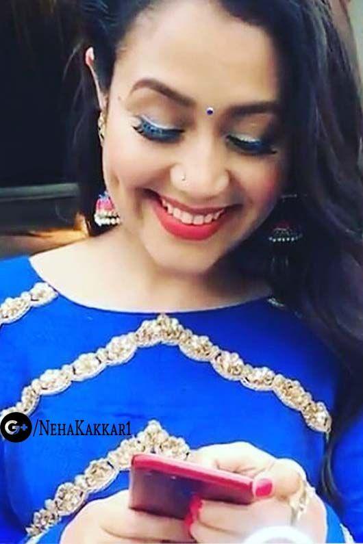 Neha Kakkar Looking Hot Latest selfie 2017