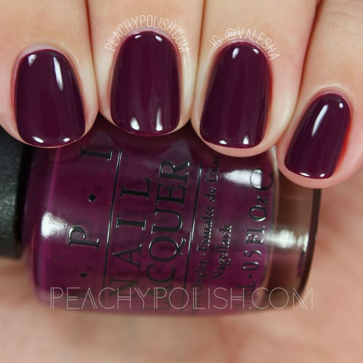 OPI Kerry Blossom | Fall 2016 Washington D.C. Collection | Peachy Polish
