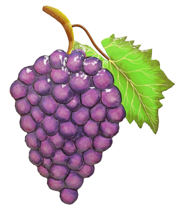 Grape Wall Art - Elitflat